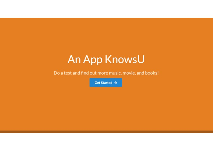 KnowsU – screenshot 1