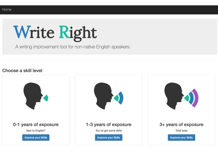 WriteRight – screenshot 2