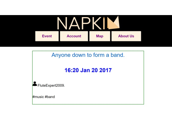 Napkim – screenshot 3