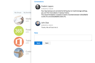 Office 365 Groups SPFx
