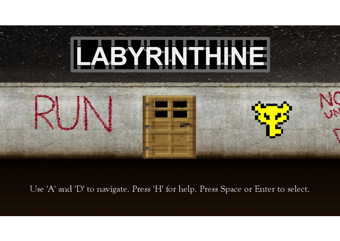 Labyrinthine – screenshot 1