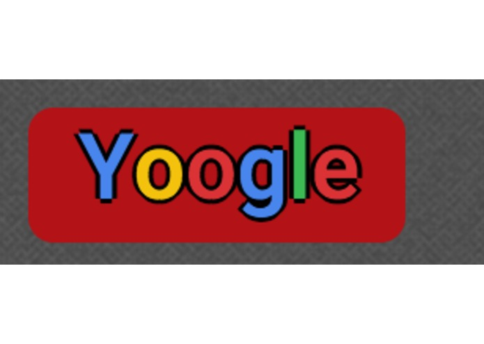 Yoogle – screenshot 1