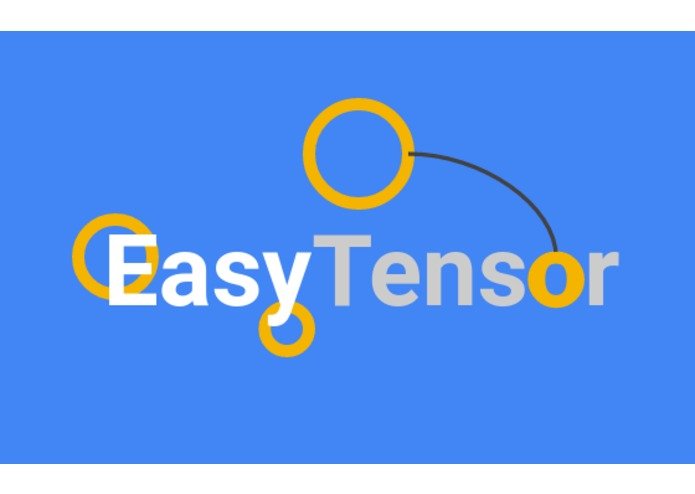 EasyTensor – screenshot 1