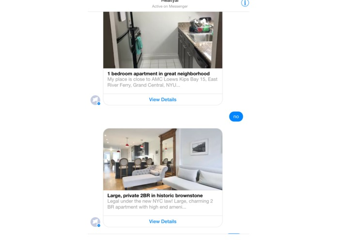 AirBnBro – screenshot 1