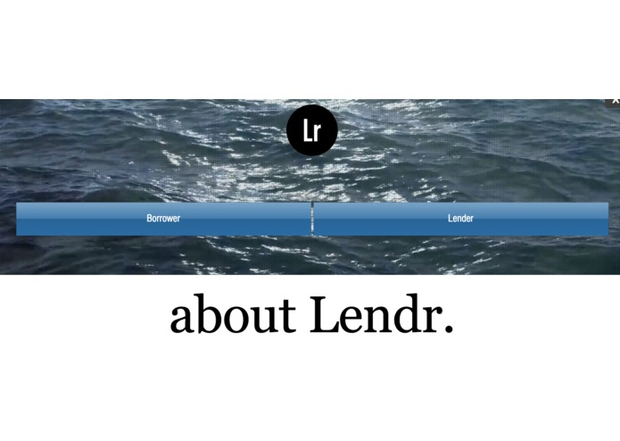 Lendr – screenshot 1