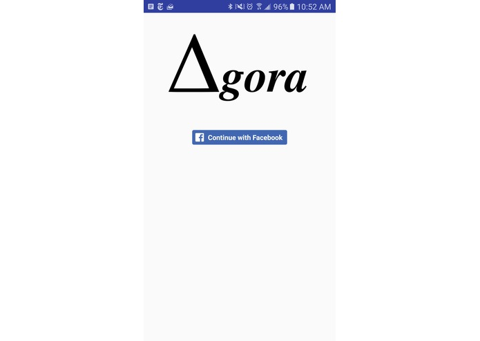 Agora – screenshot 2