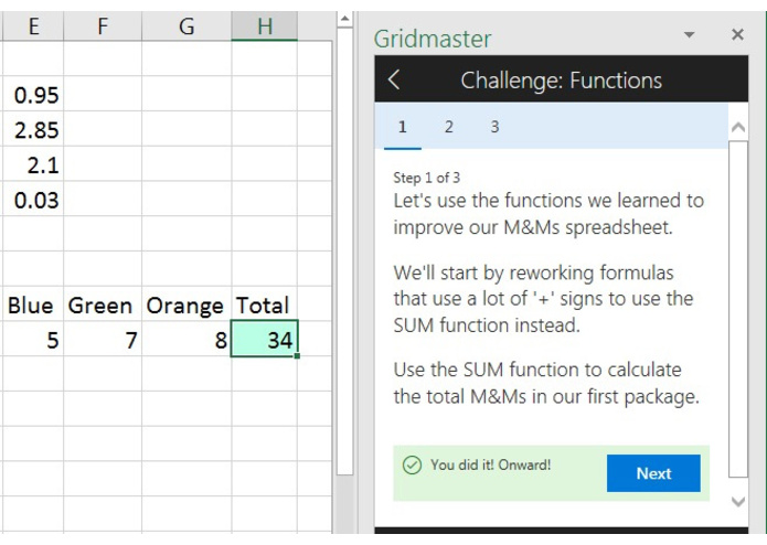 Gridmaster – screenshot 4