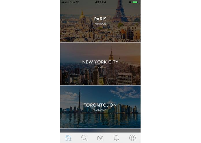 Veu Travel – screenshot 1
