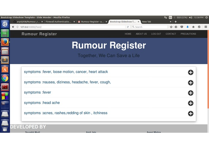 RumourRegister(Dementors, Rumour Resister) – screenshot 8