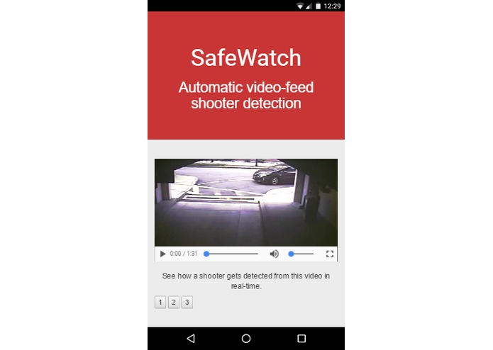 SafeWatch – screenshot 3