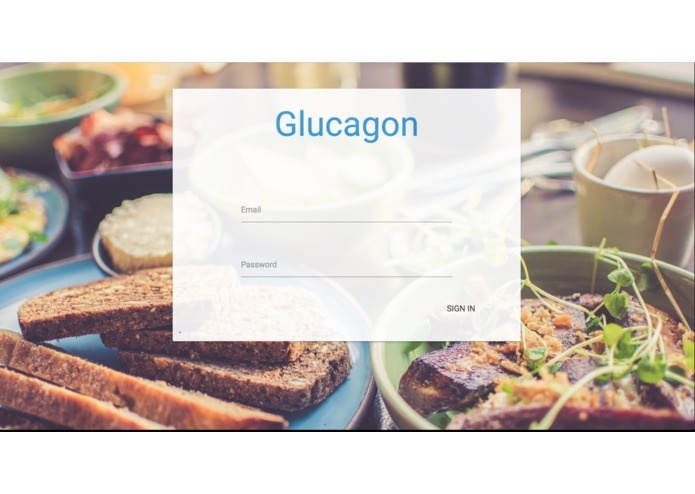 Glucagon – screenshot 2