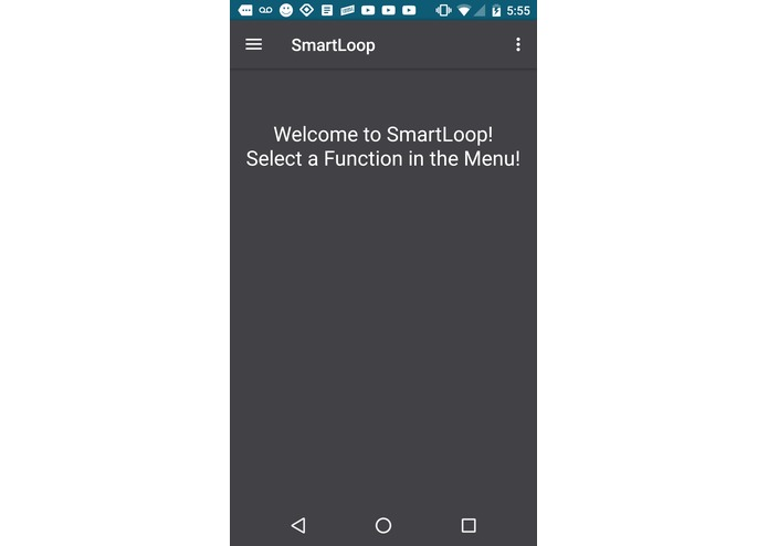 SmartLoop – screenshot 1