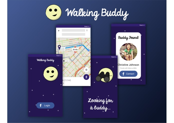 Walking Buddy – screenshot 2