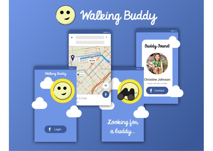 Walking Buddy – screenshot 3