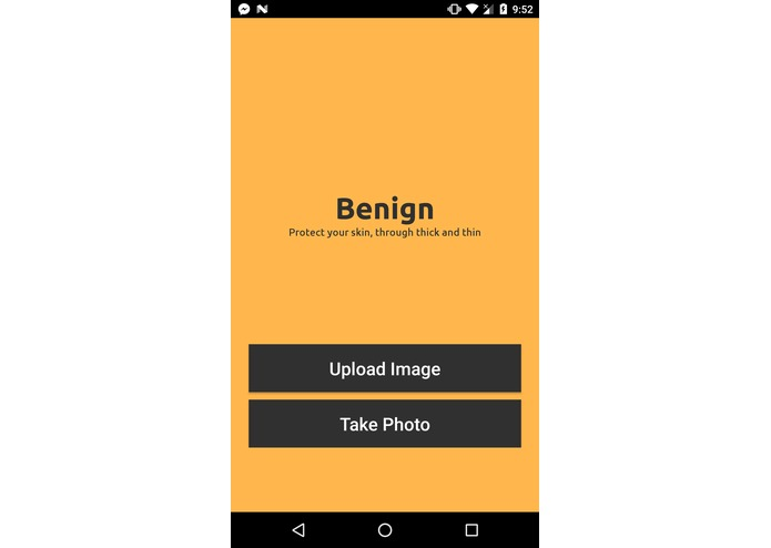 Benign – screenshot 2