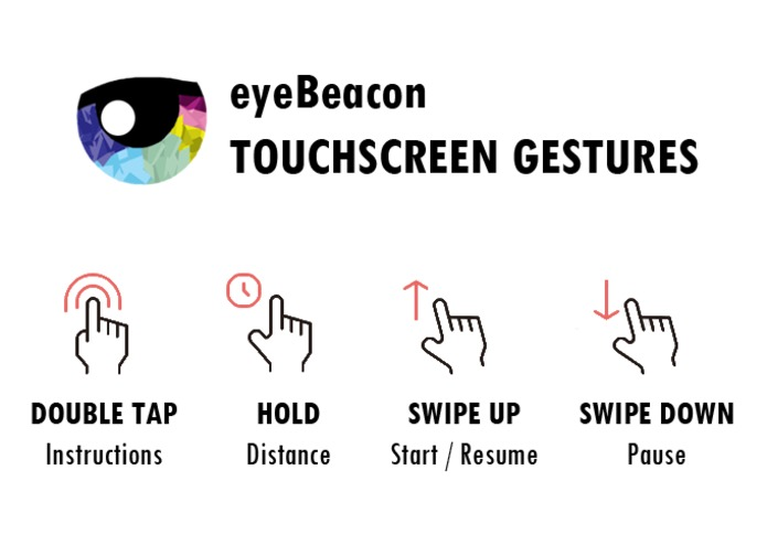 eyeBeacon – screenshot 2
