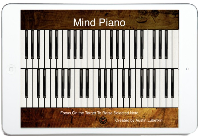 MindPiano – screenshot 2