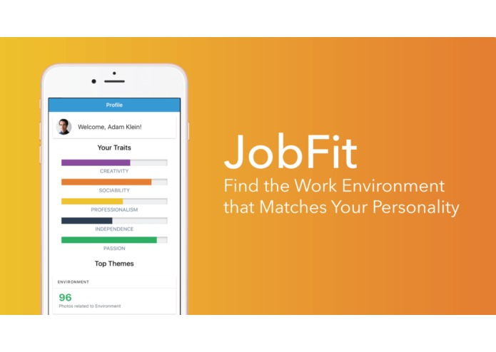 JobFit – screenshot 1