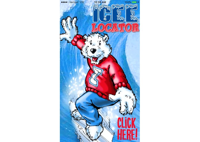 ICEE Locator – screenshot 1
