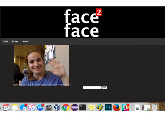 face2face – screenshot 1