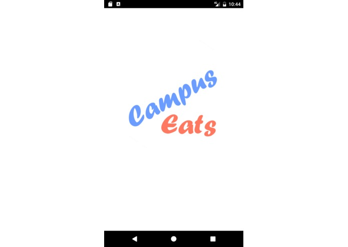 CampusEats (32-A) – screenshot 1