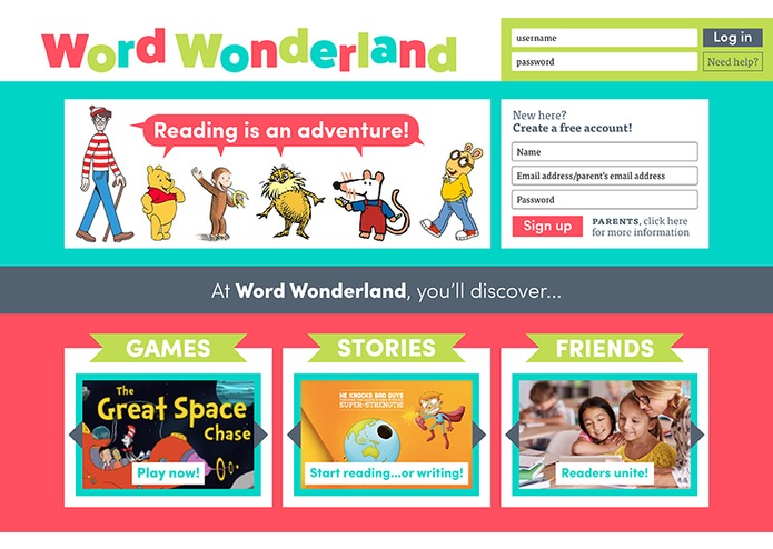 Word Wonderland – screenshot 1