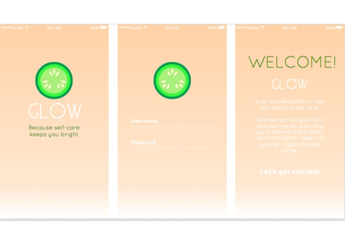 Glow – screenshot 2