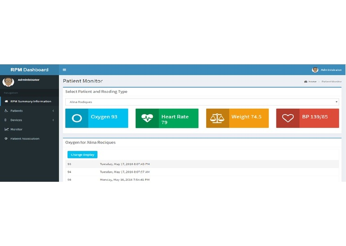 Patient Centered Connected Healthcare – screenshot 1