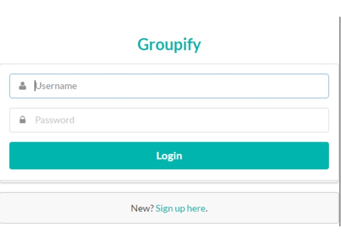 Groupify – screenshot 2