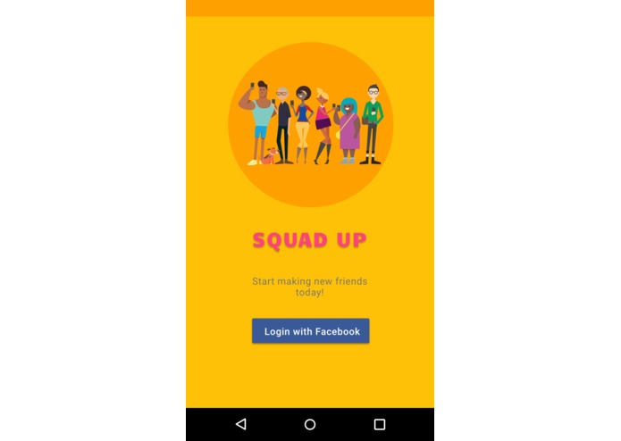 Squad Up – screenshot 1