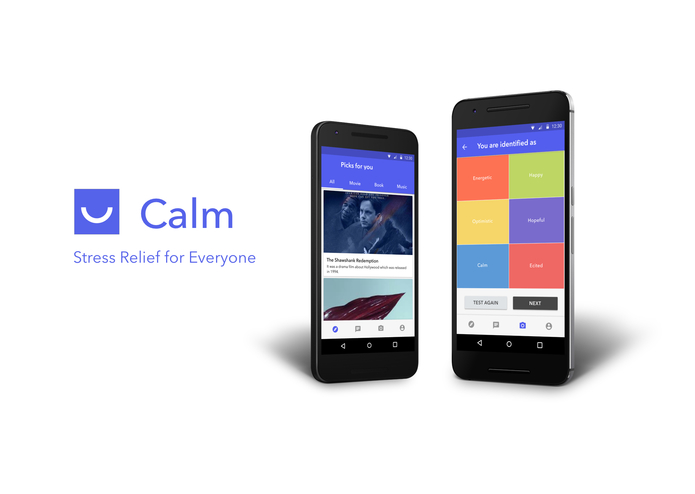 Calm – screenshot 1