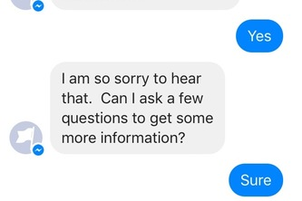 Harassment Reporting ChatBot