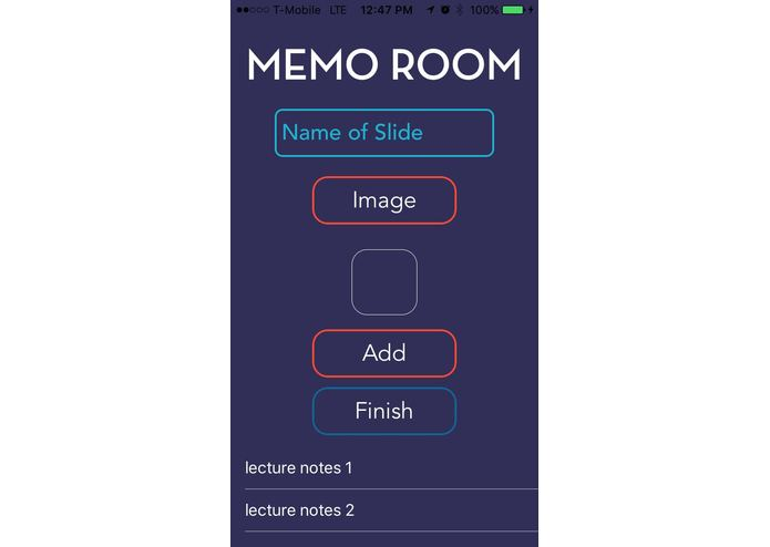 Memo Rooms – screenshot 5