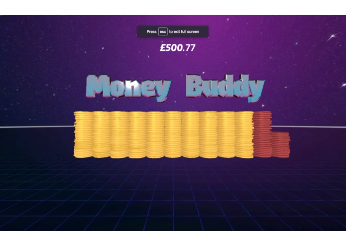 MoneyBuddy VR - Financial data visualisation 4 student – screenshot 4