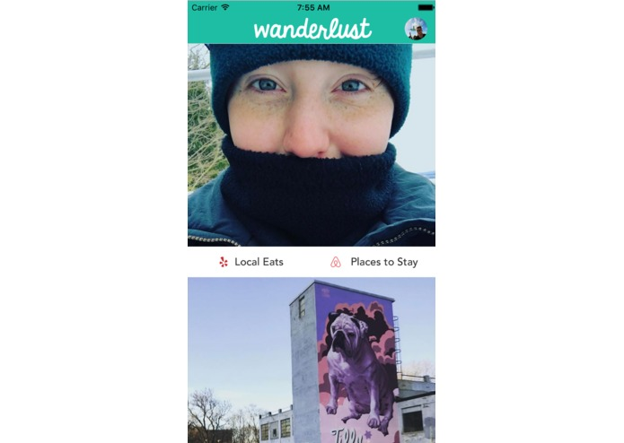 Wanderlust – screenshot 2