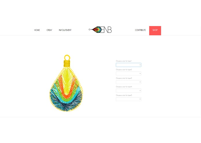 Drop Earrings Not Bombs – screenshot 2
