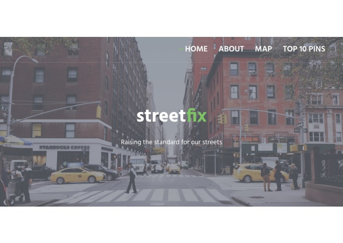 StreetFix – screenshot 3