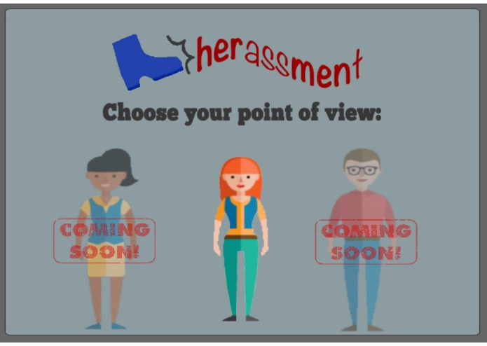 Kick HERassMENt – screenshot 2