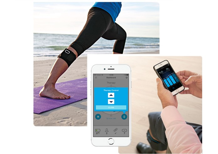 Quell Wearable Pain Relief Technology – screenshot 1