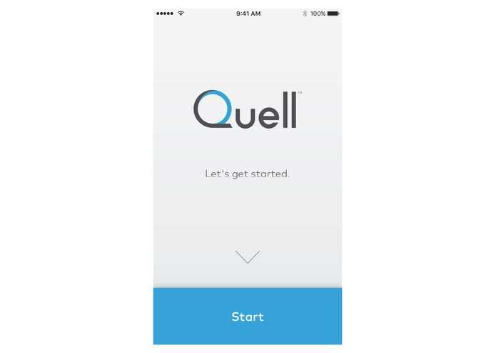 Quell Wearable Pain Relief Technology – screenshot 3