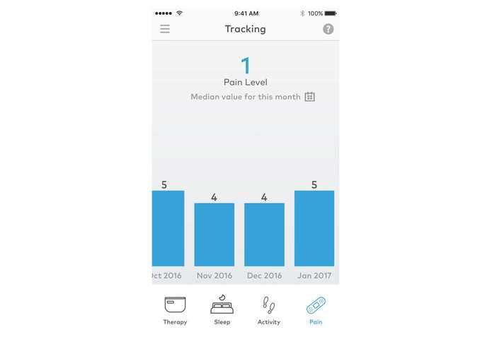 Quell Wearable Pain Relief Technology – screenshot 21