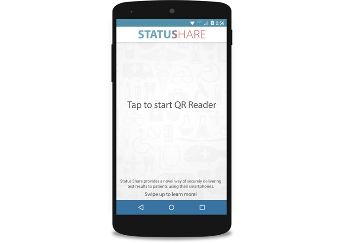 Statushare – screenshot 1