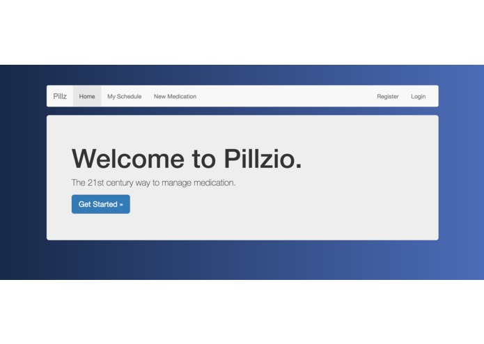 Pillzio – screenshot 1