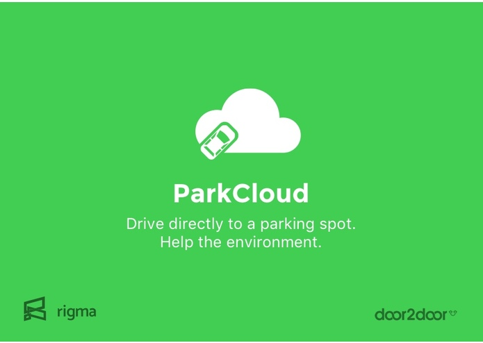 ParkCloud – screenshot 1