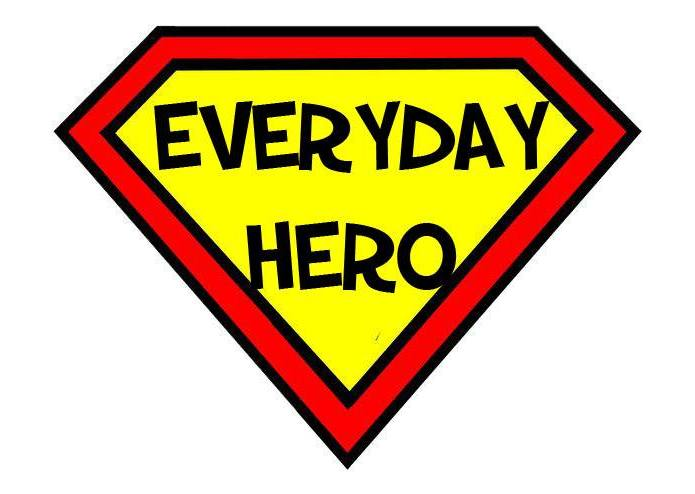 everyday hero An everyday hero boyce scoop coleman facebook not all heroes wear a  uniform some are just ordinary citizens who do the right thing in.