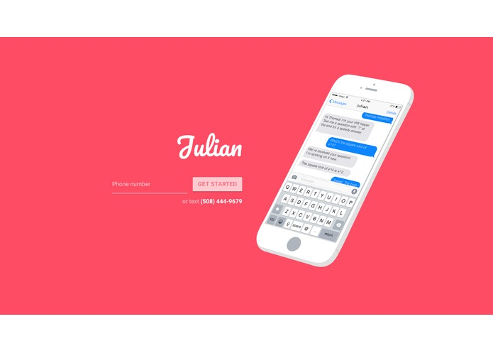 Julian – screenshot 1