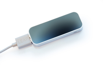 Leap Motion Theremin