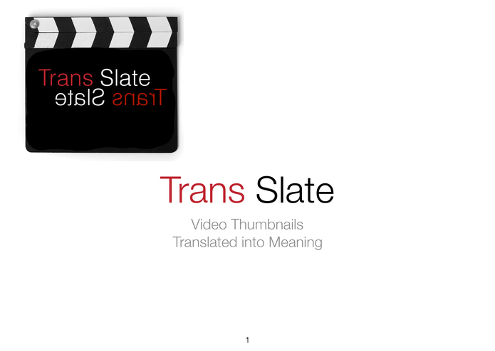 Trans Slate – screenshot 1