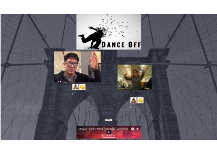 www.Dance-Off.Space – screenshot 1