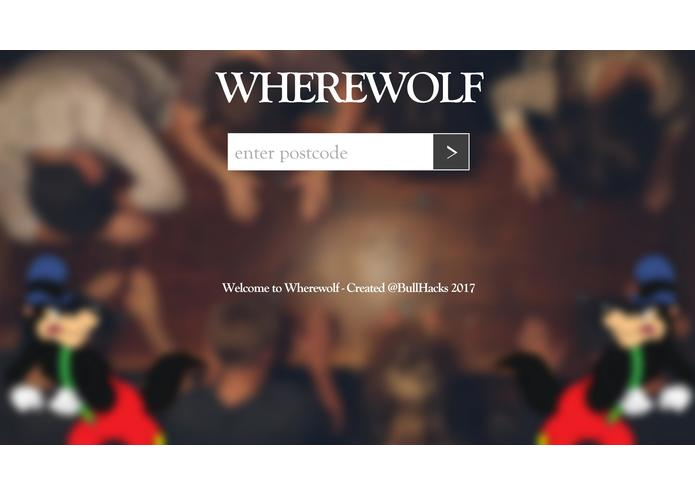 Werewolf / Wherewolf – screenshot 1